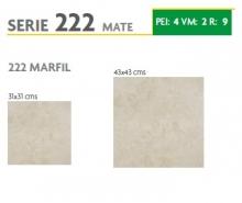 BRASILIA 222 MARFIL 31X31 Y 43X43