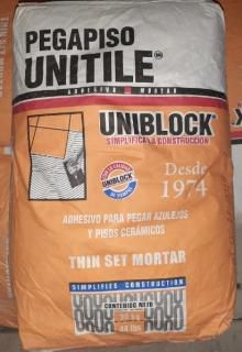 Adhesivo Uniblock