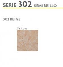 BRASILIA 302 BEIGE 31X31